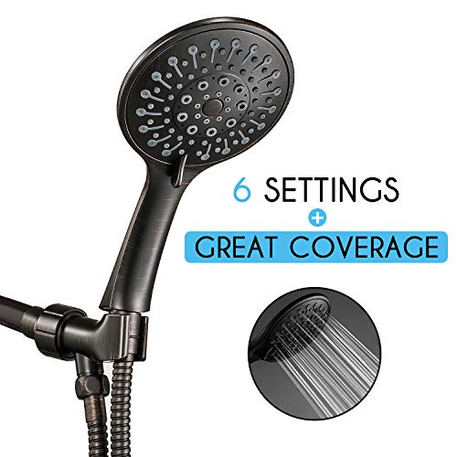 Top 10 handheld shower head bronze oil rubbed