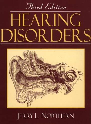 Hearing Disorders (3rd Edition)