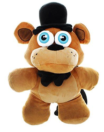 """Five Nights At Freddys - Freddy Fazbear Plush Backpack - 48cm 19"""""""