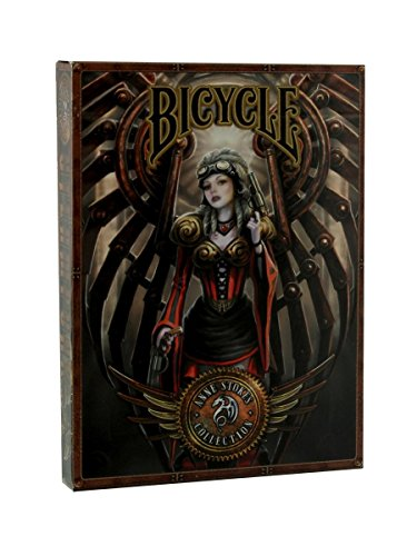 Art Card Fairy - Anne Stokes Steampunk Playing Cards
