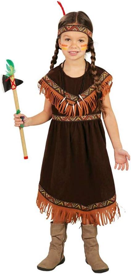 Costume Donna di Donne Da Donna Costume Indiana Carnevale Carnevale Halloween