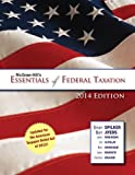 McGraw-Hill's Essentials of Federal Taxation, 2014 Edition, Spilker, Brian and Ayers, Benjamin, 007802580X