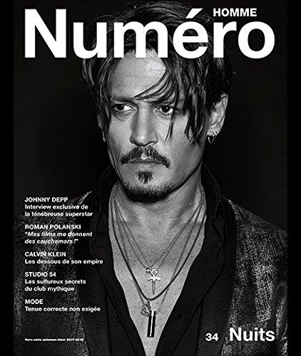 Numero Homme Magazine 34 _nuits