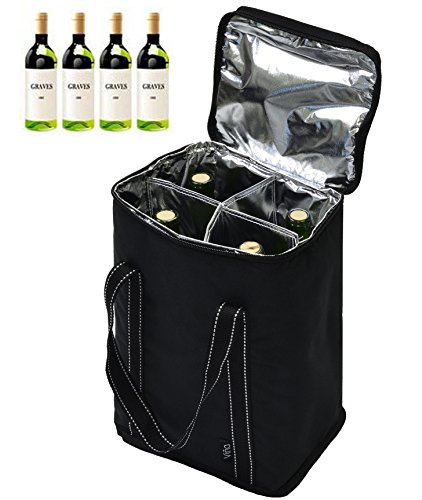 Bottles Travel Carrier Champagne Insulated product image