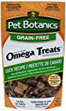 Cardinal Laboratories Pet Botanics Healthy Omega Dog Treats, Duck, 12-Ounce, My Pet Supplies