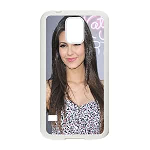 Victoria Justice Celebrity 05 Samsung Galaxy S5 Cell Phone Case White present pp001_9824619