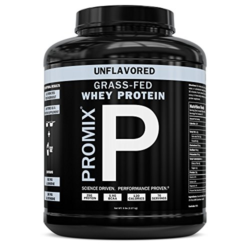 PROMIX - Undenatured 100% California Grass Fed Whey Protein