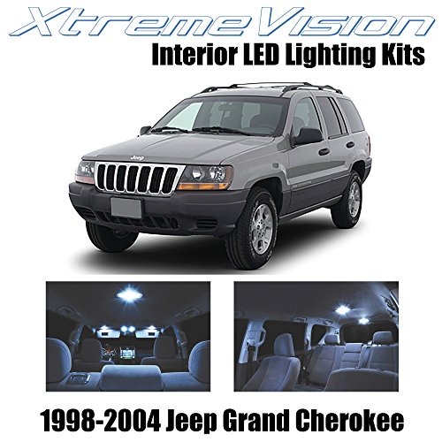 Grand Cherokee Led Interior Lights in US - 6