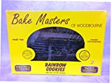 Bake Masters Rainbow Cookies Gluten Free Kosher For Passover 12 Oz. Pack Of 1.