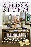 Flirting with the Fashionista (The Celebrity Corgi Romances Book 1)