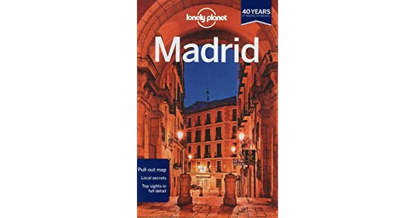 Amazon.com: Lonely Planet Madrid (Travel Guide ...