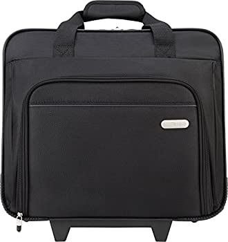 Targus Metro Rolling Case For 16-inch Laptop, Black (Tbr003us) 1