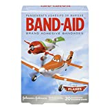 Band-Aid Brand Adhesive Bandages, Planes, 20 Count