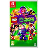 Lego DC Super Villians Nintendo Switch (Nintendo Switch)
