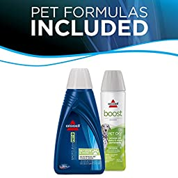 BISSELL Spotbot Pet Handsfree Spot and Stain Cleaner with Deep Reach Technology, 33N8A - Corded