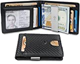 Best Clip Wallets - TRAVANDO Slim Wallet with Money Clip SEATTLE RFID Review
