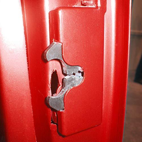 AutoLoc Power Accessories 268686 Small Bear Claw Door Latch (AUTBCSMKT, w/Install Kit) ()
