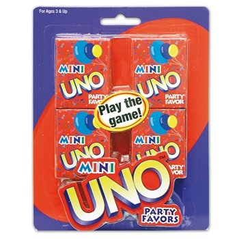 (Tara Toys Party Destination 208795 Uno Mini)