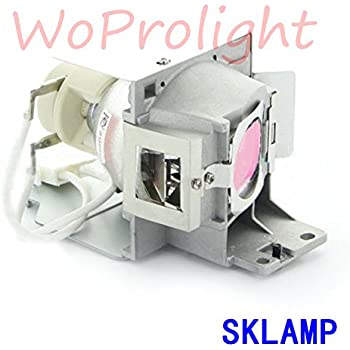 SmartBoard 1018580 Projector Housing with Genuine Original OEM Bulb