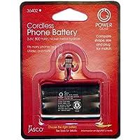 GE Cordless Phone Battery 800mAh 3.6V - 36402