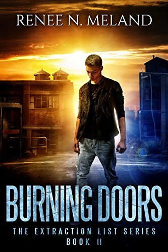 Burning Doors (The Extraction List Book 2) by [Meland, Renee N.]