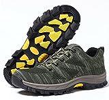 GUDUN Breathable Steel Toe Shoes for Men Steel Toe Sneakers Steel Toe Boots for Men (9-15 to delivery) (US Men 9.5, GD07)