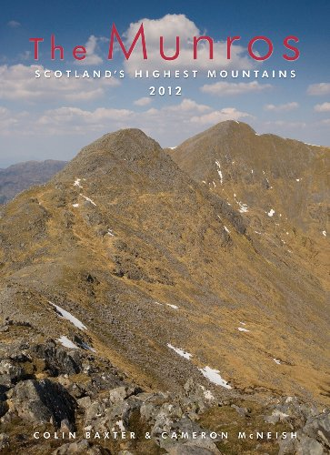 The Munros Colin Baxter