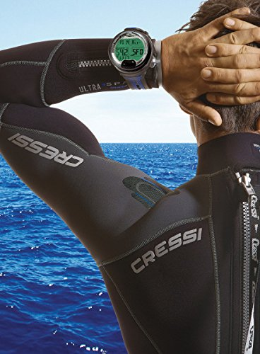 Cressi Leonardo Underwater Diving Computer, Created in Italy, Quality Since 1946