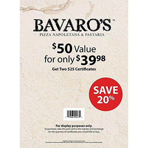 Product of Bavaro's Pizza Napletana & Pastaria - 2 x $25 - Pizza Stones & Pans [Bulk Savings]