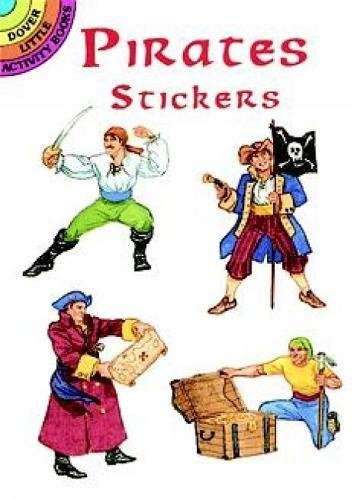 Pirates Stickers (Dover Little Activity Books Stickers) ()