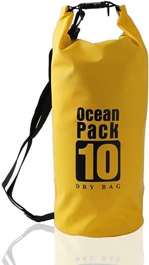 Ocean pack impermeable bolsa seca, Amarillo: Amazon.es: Deportes y aire libre