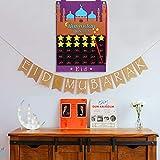 OurWarm Ramadan Calendar Eid Mubarak Hanging