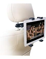 "Tablet Holder Car Headrest Mount OHLPRO Backseat Seat Universal Mount 360° Adjustable Rotating for iPad, iPad Air, iPad Mini, Samsung Galaxy 7""- 13"" Tablet"