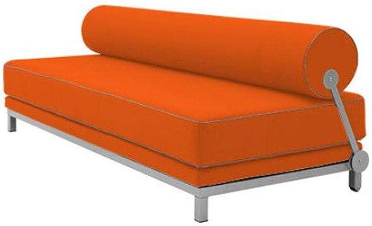Divano Letto Convertibile.Softline Divano Letto Convertibile Design Sleep In Tessuto Lana