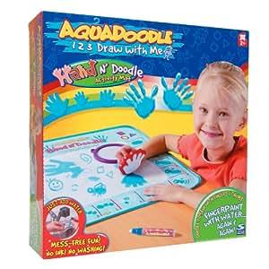 Amazon Com Spin Master Aquadoodle Hand N Doodle Activity