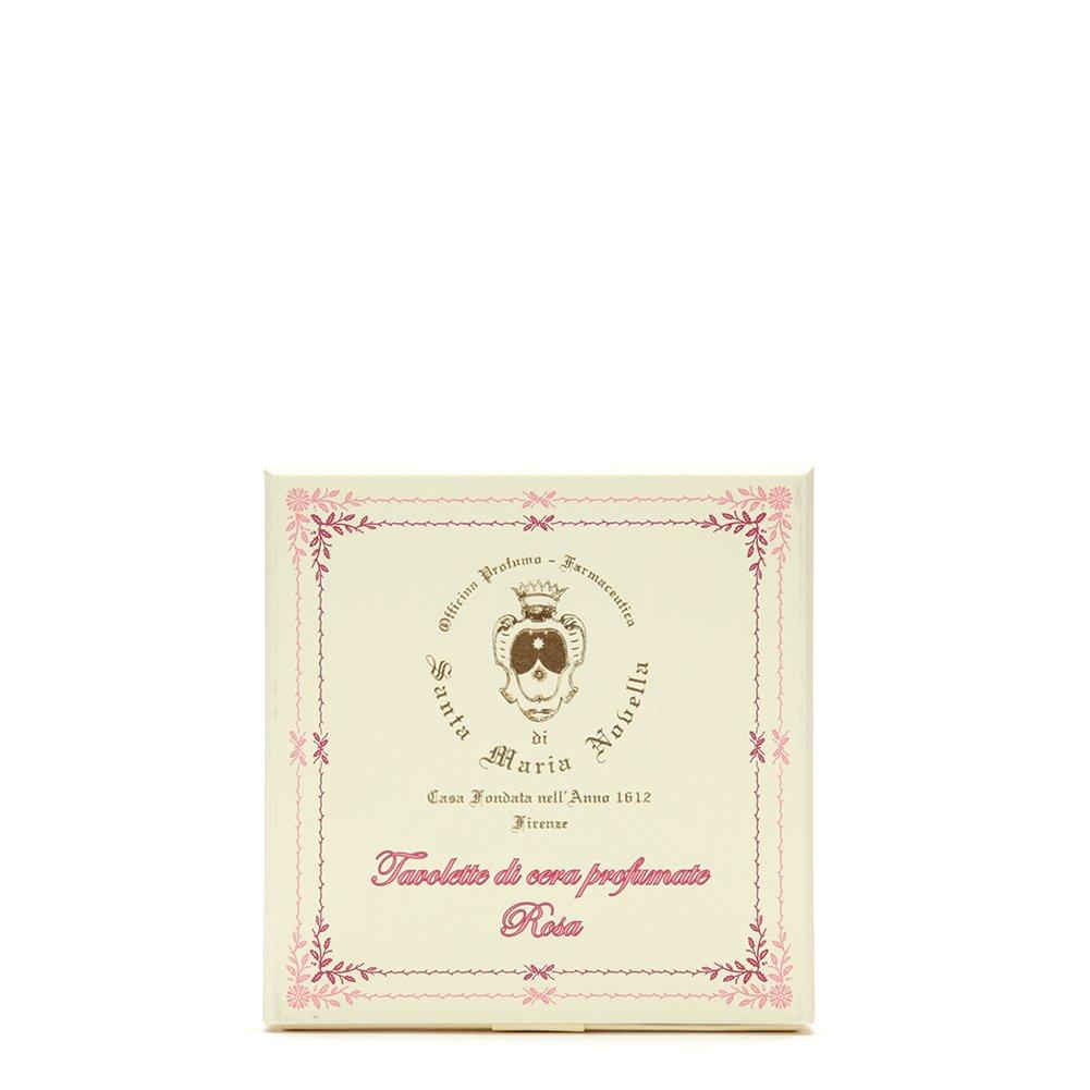 Santa Maria Novella Rose Scented Wax Tablets - Box of 2 Pcs 85526 by Santa Maria Novella (Image #6)