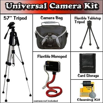 Gadget Place Lightweight Tabletop Tripod for Nikon Coolpix P900 P610 L840 S9900 S7000 S6900