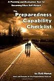 Preparedness Capability Checklist, Rob Hanus, 1497516293