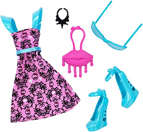 Monster High Complete Look Draculaura Fashion Pack (Create A Monster High Character)