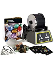 National Geographic Professional Rock Tumbler Kit-