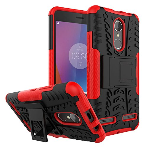 Parallel Universe Cover for Lenovo K6 Power  – Red