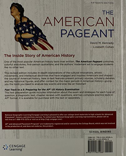 The-American-Pageant-A-History-of-the-American-People-AP-Edition