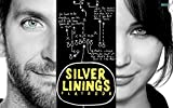 XXW Artwork Silver Linings Playbook Poster Pat Solitano/Tiffany/Pat Solitano Prints Wall Decor Wallpaper