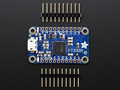 Adafruit FT232H Breakout - General Purpose USB to GPIO+