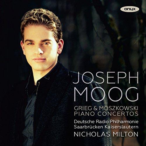 Grieg & Moszkowski: Piano Conc...