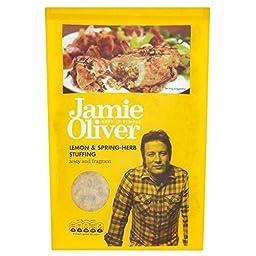 Jamie Oliver Stuffing Mix Lemon & Spring Herb (110g) - Pack of 6