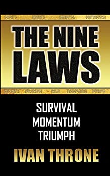 The Nine Laws by [Throne, Ivan]