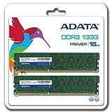 ADATA Premier Pro DDR3 1333MHz 16GB (8GBx2) Memory Modules (AD3U1333W8G9-2)
