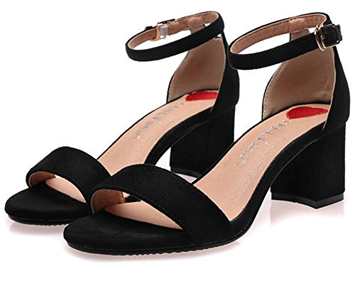 Thick YTTY 38 black Heel Thick YTTY Egn4xwqW78