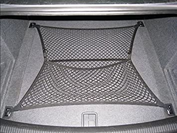 TrunkNets Inc Floor Trunk Cargo Net For AUDI A5 S5 RS5 2008-2020 NEW